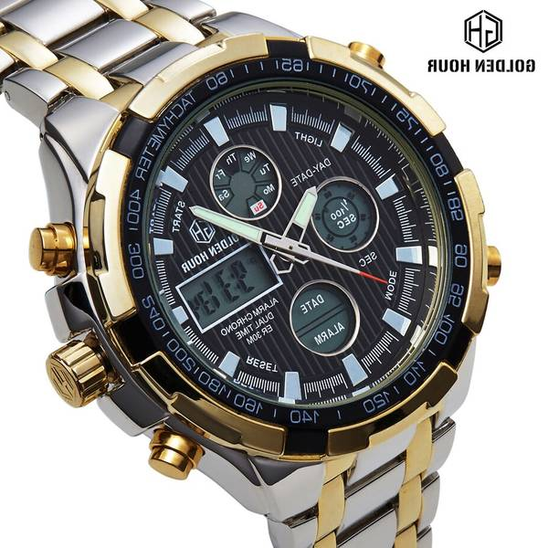 Montre luxe rectangulaire homme : Top achat soldes