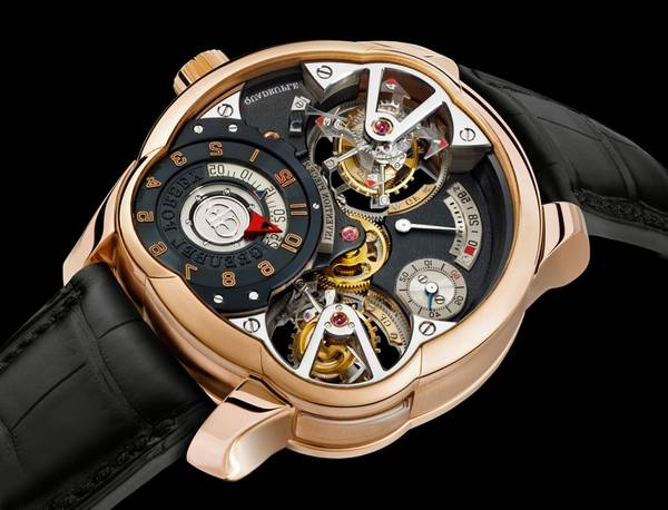 Marque montre luxe americaine : Top 20 promotion